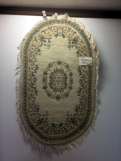 Indo-Aubusson for Sale