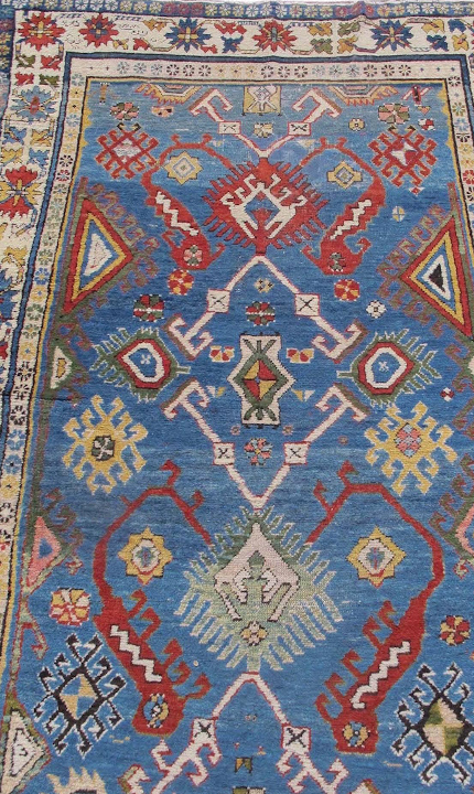 Derbend Oriental Rug