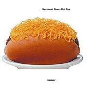 Cincinnati Coney Hot Dog