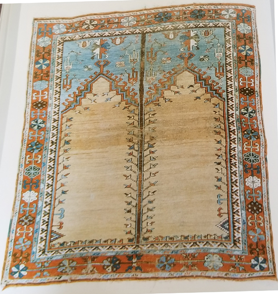 Ladik Oriental Rug-18th Century