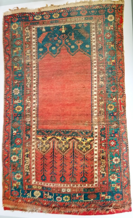 Ladik Oriental Rug-20th Century
