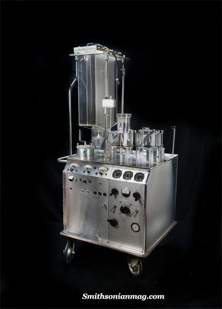 Kirklin Modified Gibbon Heart-Lung Machine