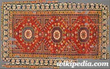 Large Pattern Holbein Rug