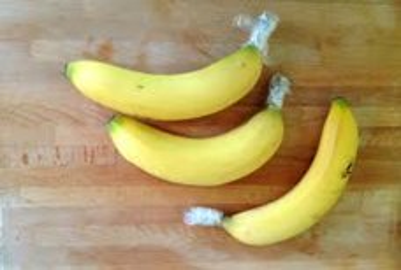 Bananas Individually Wrapped