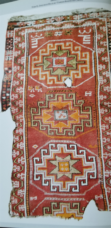Kars Oriental Rug - 19th Century