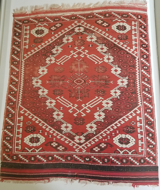 Turkish Rug-Yagci Bedir-19th Century