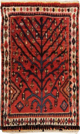 Early 20th Century Persian Gabbeh