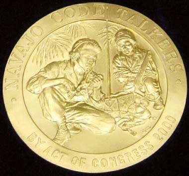Congressional Medal Award