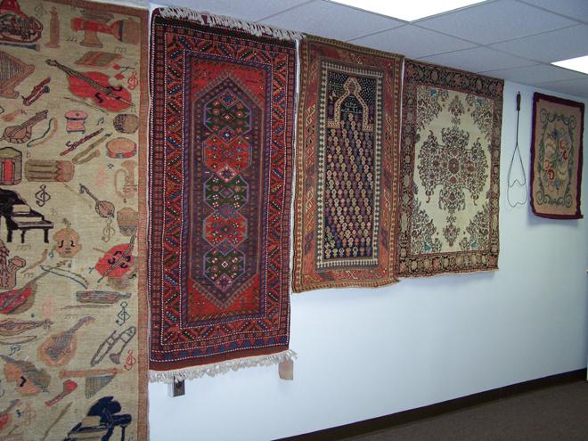 Rugs for Sale on Consignment
