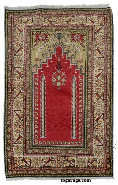 Kayseri Prayer Rug