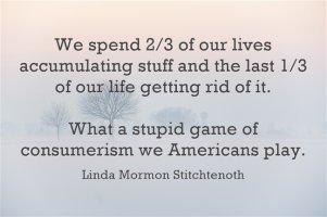 We Spend 2/3 Quote
