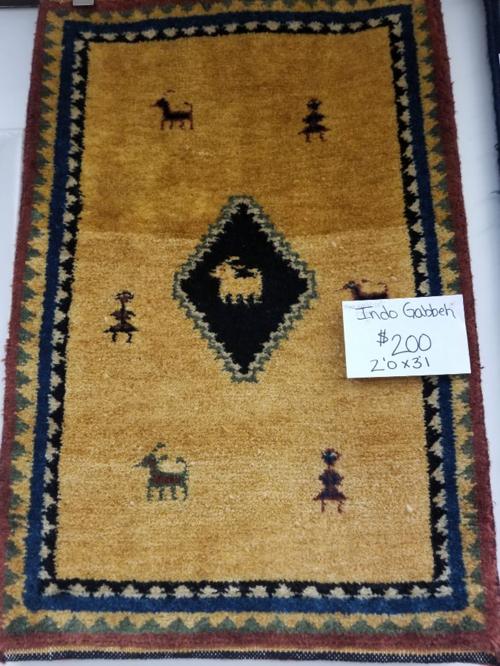 Indo Gabbeh for Sale