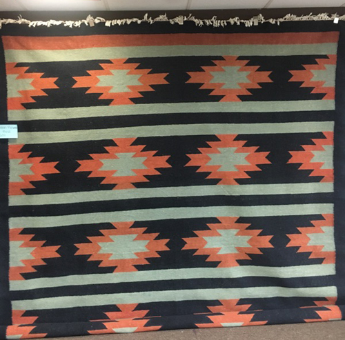 Indian Flatweave for Sale