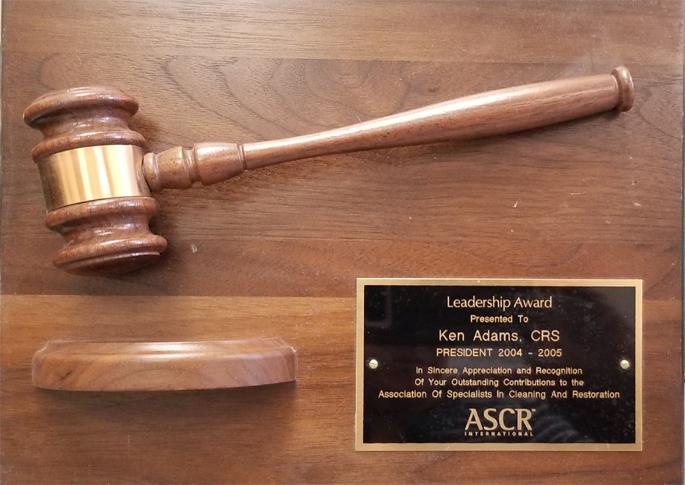 ASCR International - President - 2004