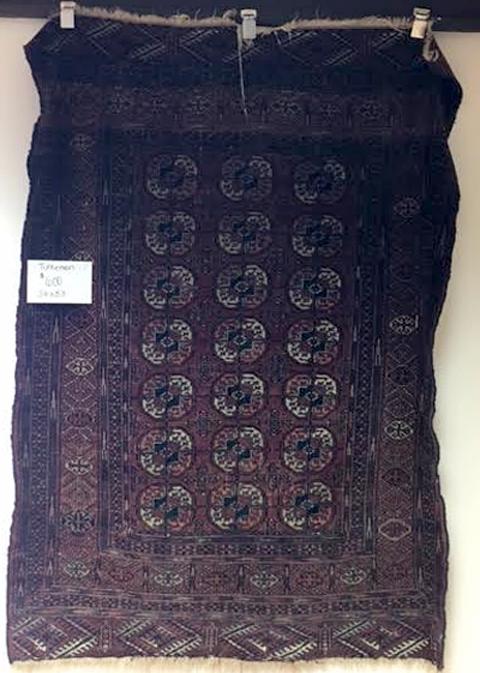 Turkoman Rug for Sale