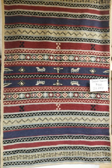 Indian Chain Stitch for Sale