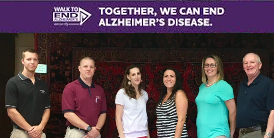 Together We Can End Alzheimer's