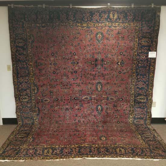 Persian Sarouk Oriental Rug for Sale