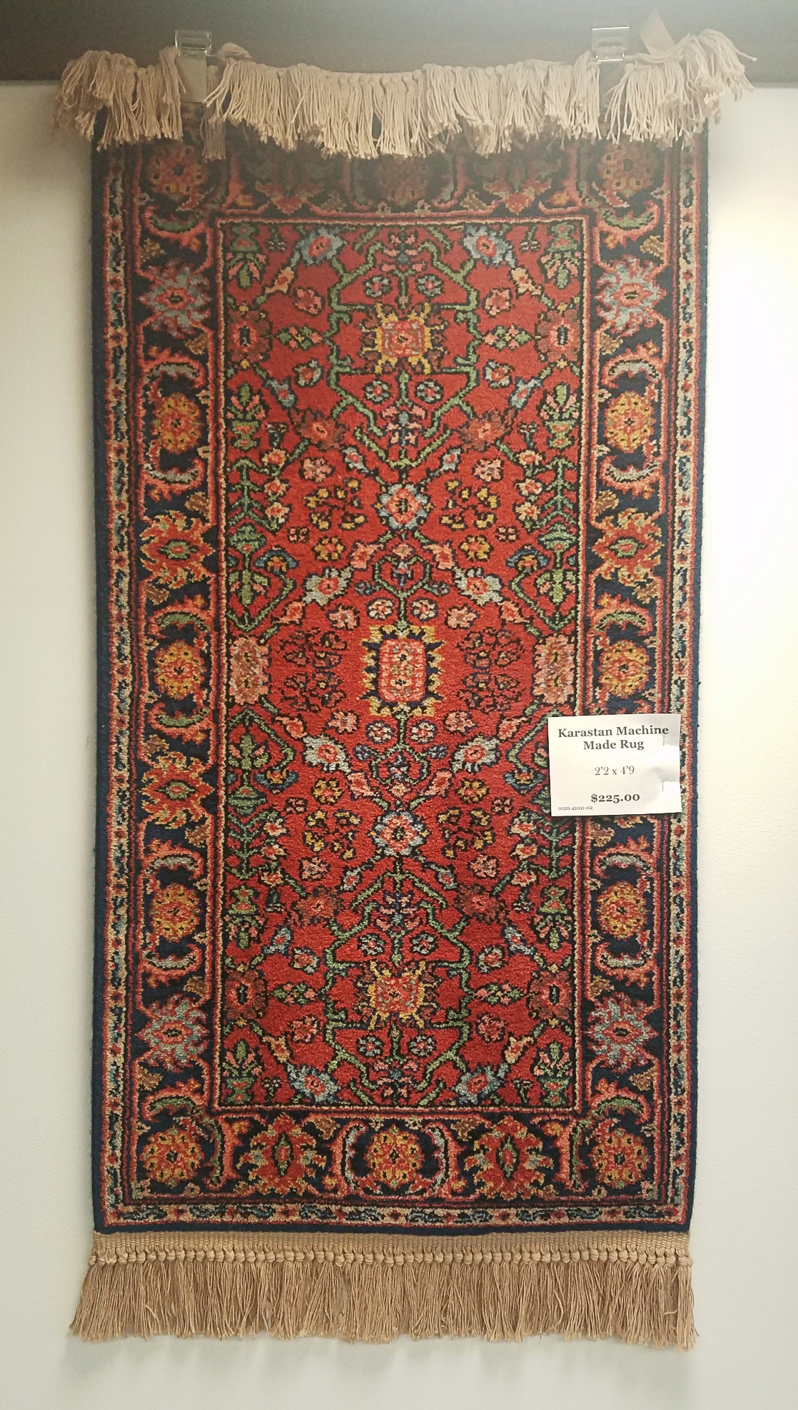 Wool Karastan Machine Made Rug for Sale