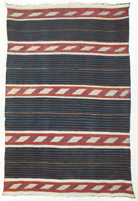 Bayeta Chief Blanket - 1840