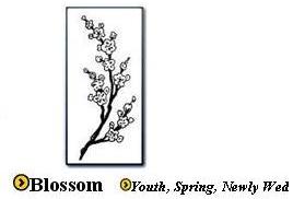 Blossom Symbol