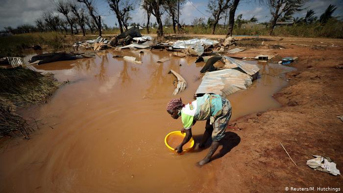 A Cholera Outbreak Waiting To Happen