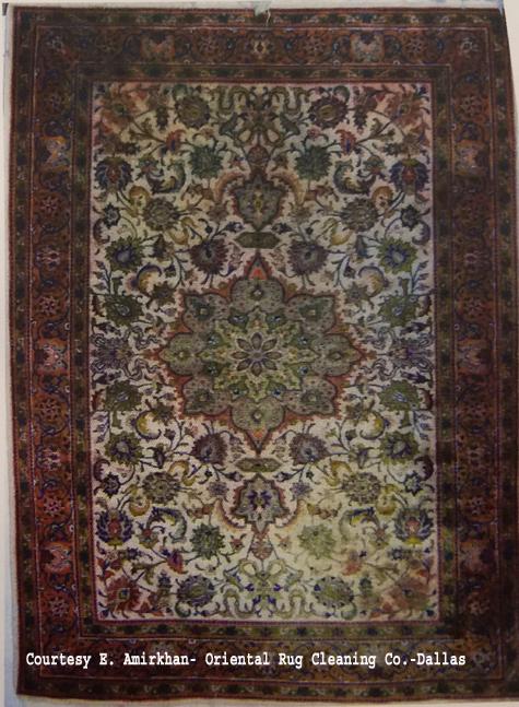 Contemporary Tabriz with Color Run