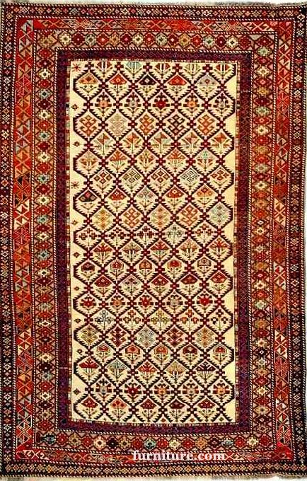 Dagestan Rug-2nd Half of 19th Century