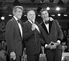 Dean Martin, Frank Sinatra, Jerry Lewis