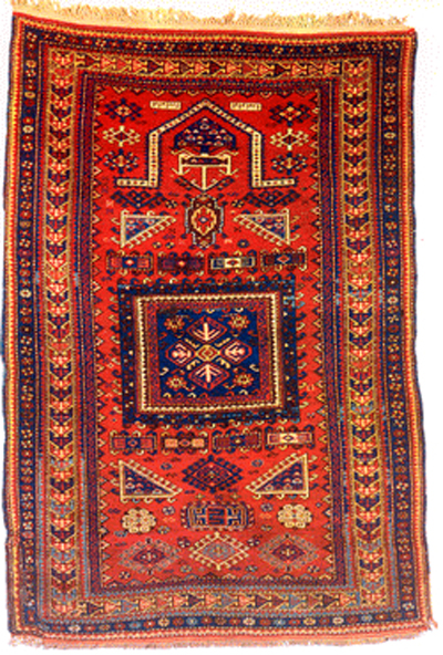 Fakhrali Prayer Rug