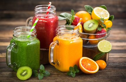 Fresh Squeezed Juice