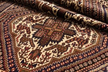 Afshar Oriental Rug