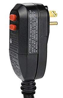 GFCI Grounded Plug