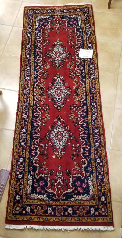 Indian Kasven Oriental Rug for Sale