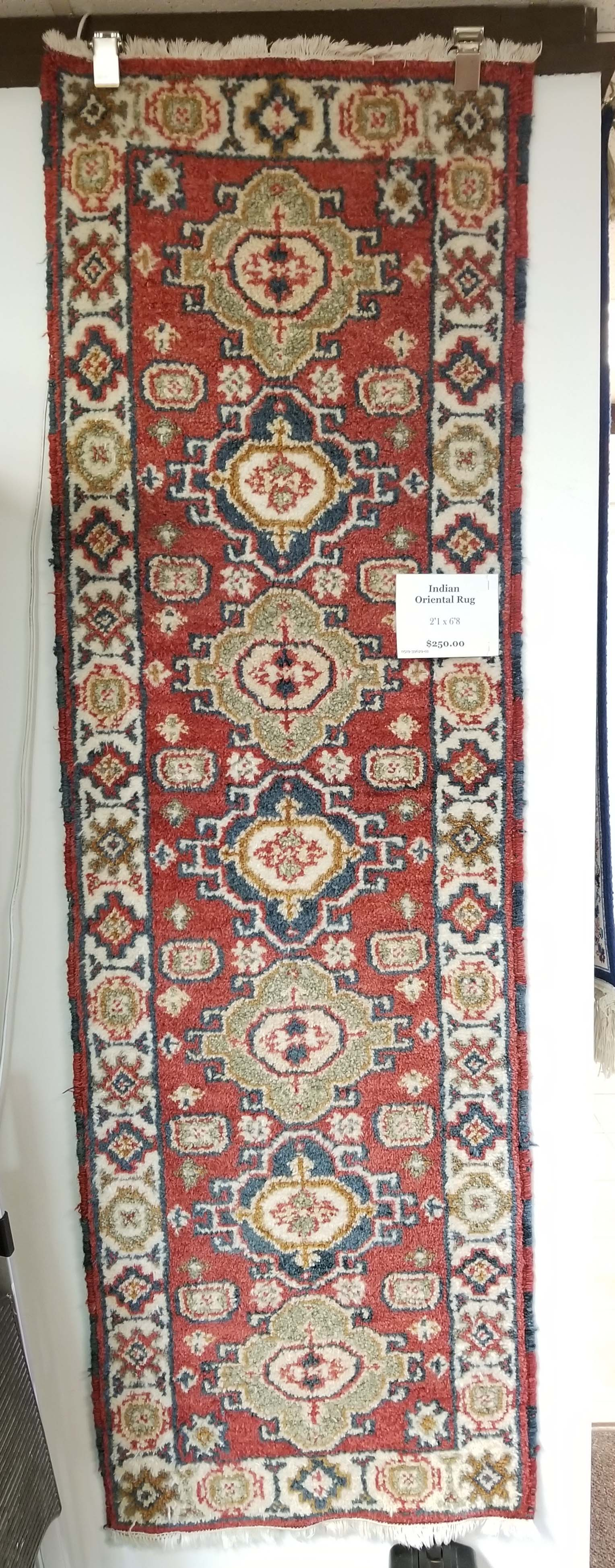 Indian Oriental Rug for Sale