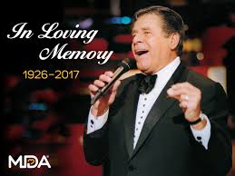 In Memory of Jerry Lewis