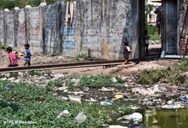 Lack of Sanitation