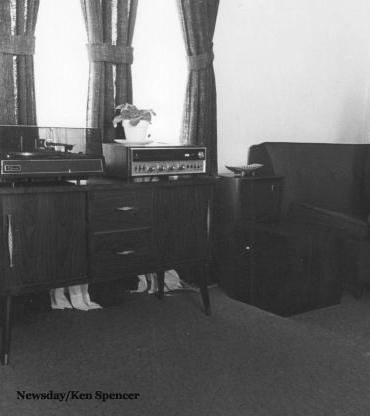 Levittown Livingroom - 1971