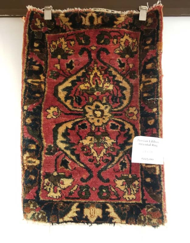 Painted Lilihan Rug for Sale