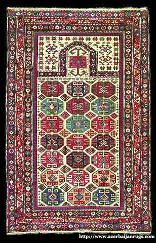 Moghan Prayer Rug
