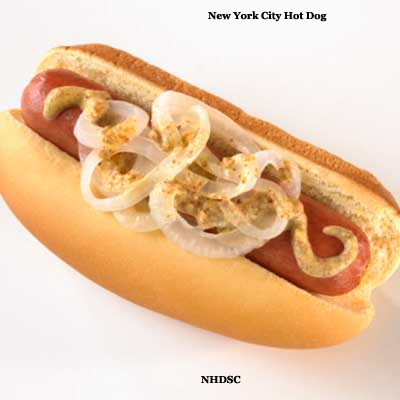 NYC Hot Dog