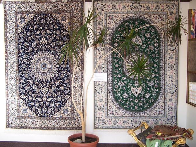 Persian Nain Oriental Rugs