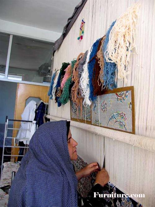 Nain Native Weaving Rug