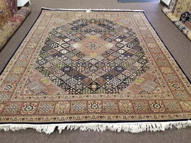 Pakistan Bahktiari Oriental Rug for Sale