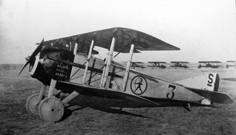 SPAD 7 C1 Plane