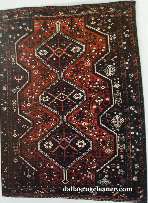 Shiraz Oriental Rug