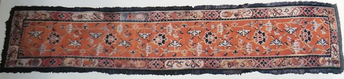 Tibetan Temple Aisle Runner Rug