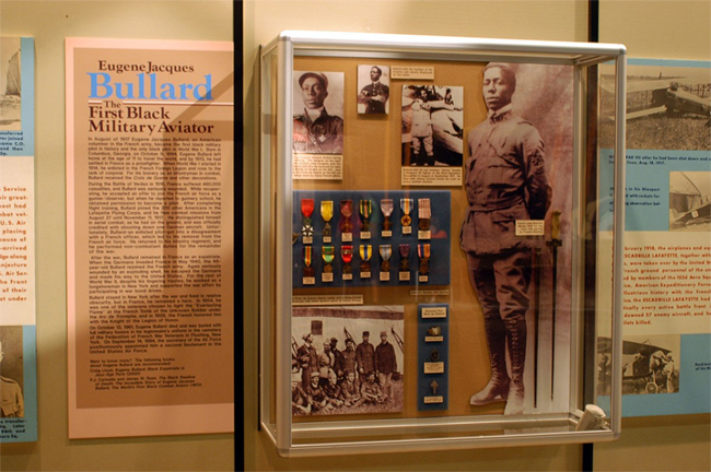 Eugene Jacques Bullard-US Air Force Exhibit