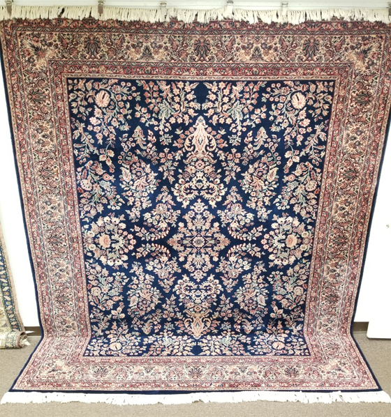 Wool Machine Made Rug for Sale