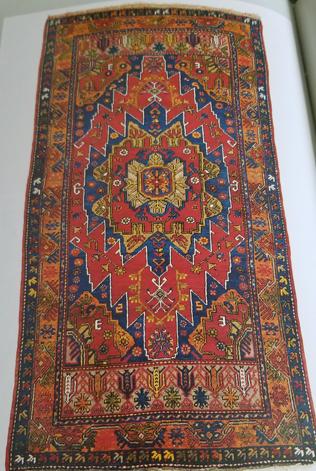Yahyali Rug-19th Century
